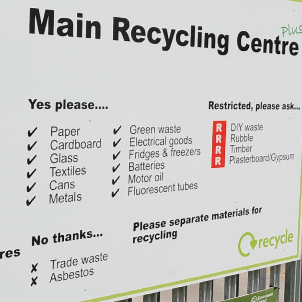 Ashill Recycling Centre