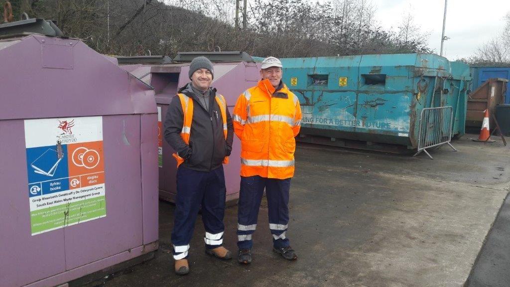 Bessemer Close Recycling Centre