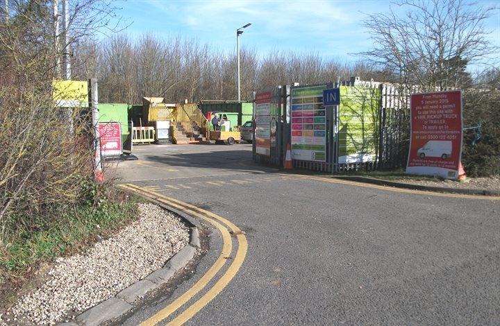 Bishop's Stortford Household Waste Recycling Centre