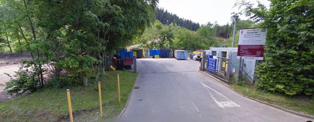 Dulverton Community Recycling Site