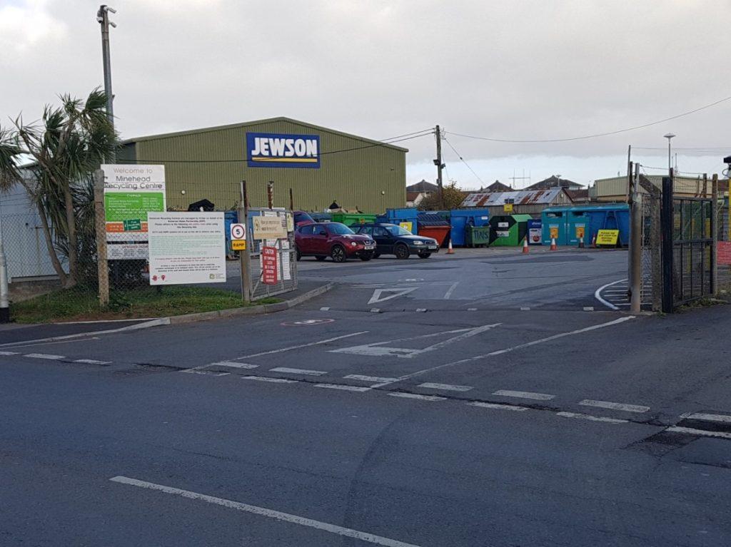 Minehead Recycling Centre