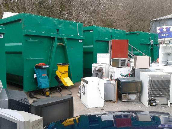 Okehampton Recycling Centre