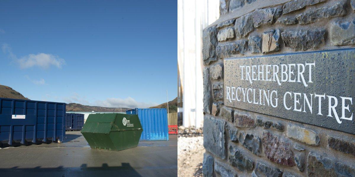 Treherbert Community Recycling Centre