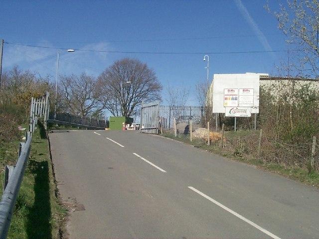 Trehir Civic Amenity Site