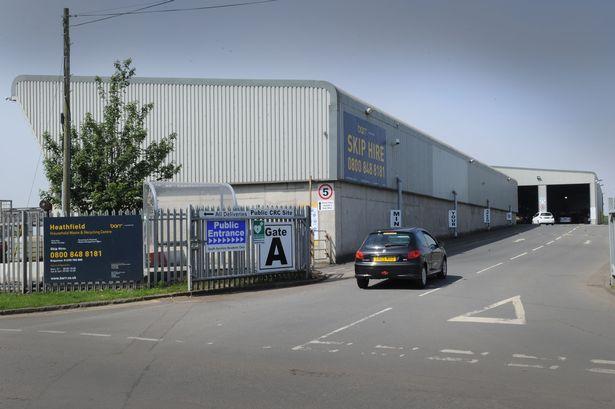 Ayr (Heathfield) Recycling Centre