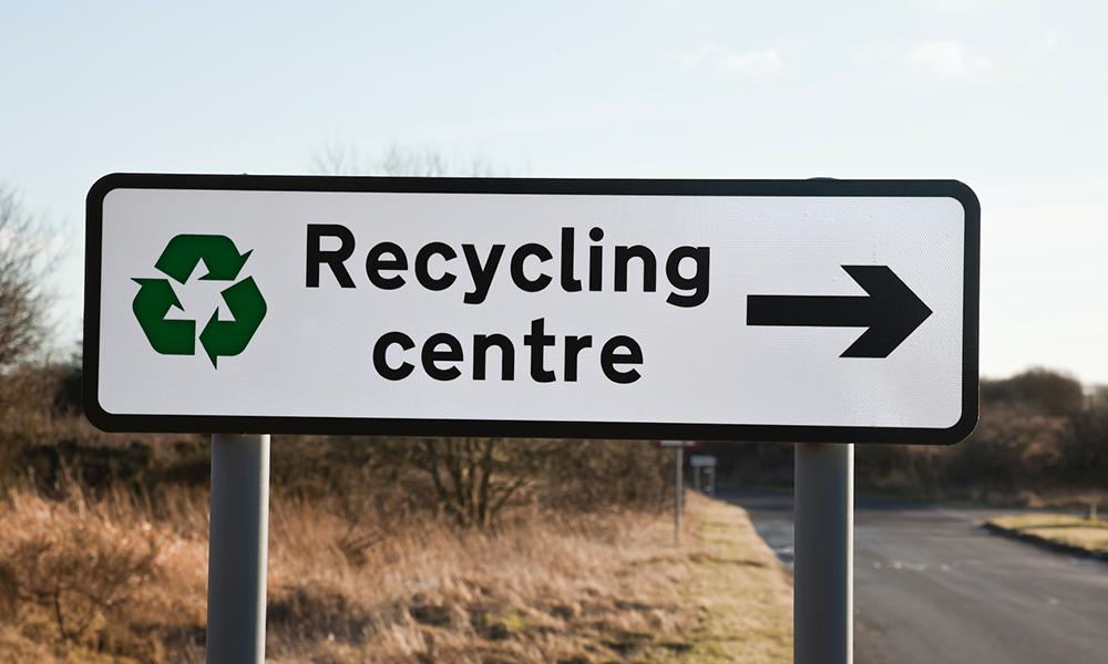 Balfron Recycling Centre