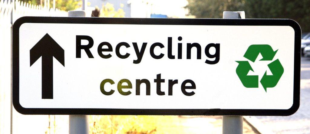Ballykine Recycling Centre