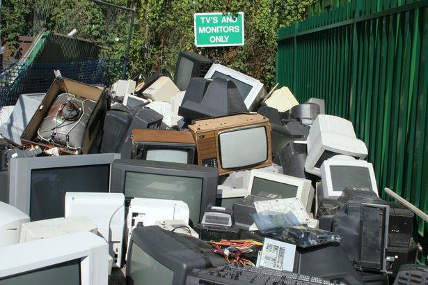 Broxburn Recycling Centre
