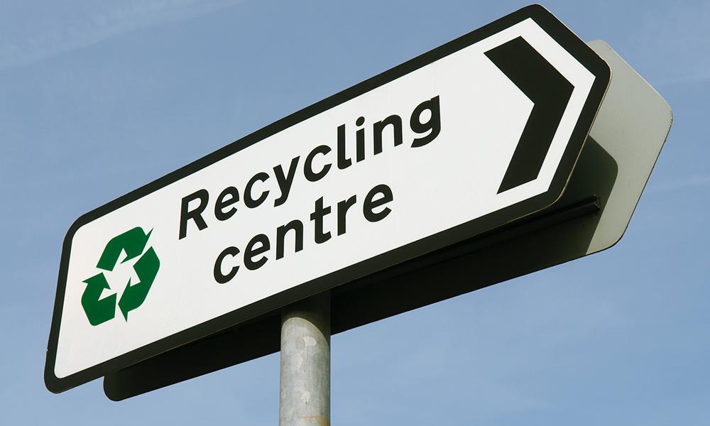 Gartbreck Recycling Centre