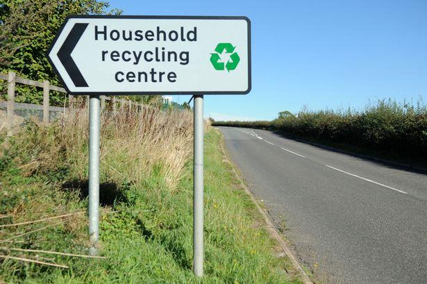 Gott Bay Recycling Centre