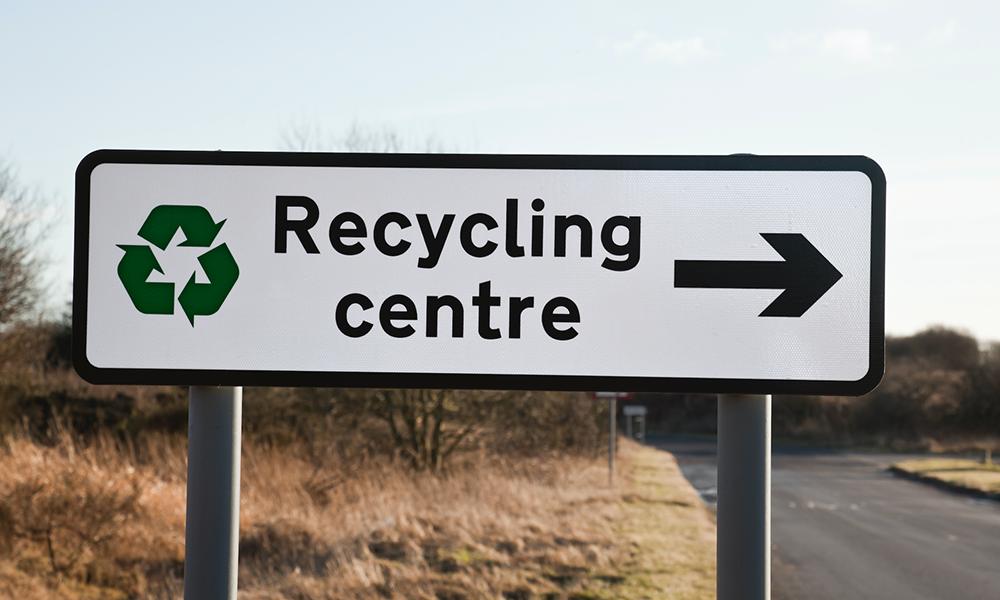 Macduff Recycling Centre