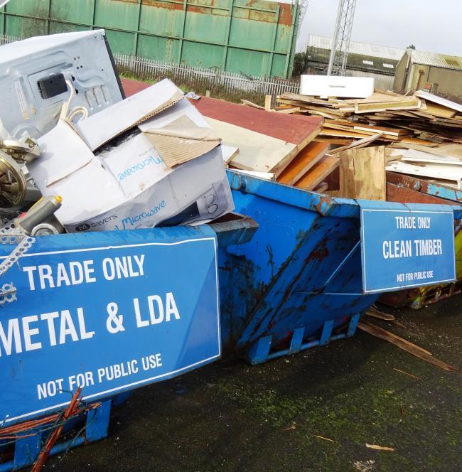 Westlands Recycling Centre