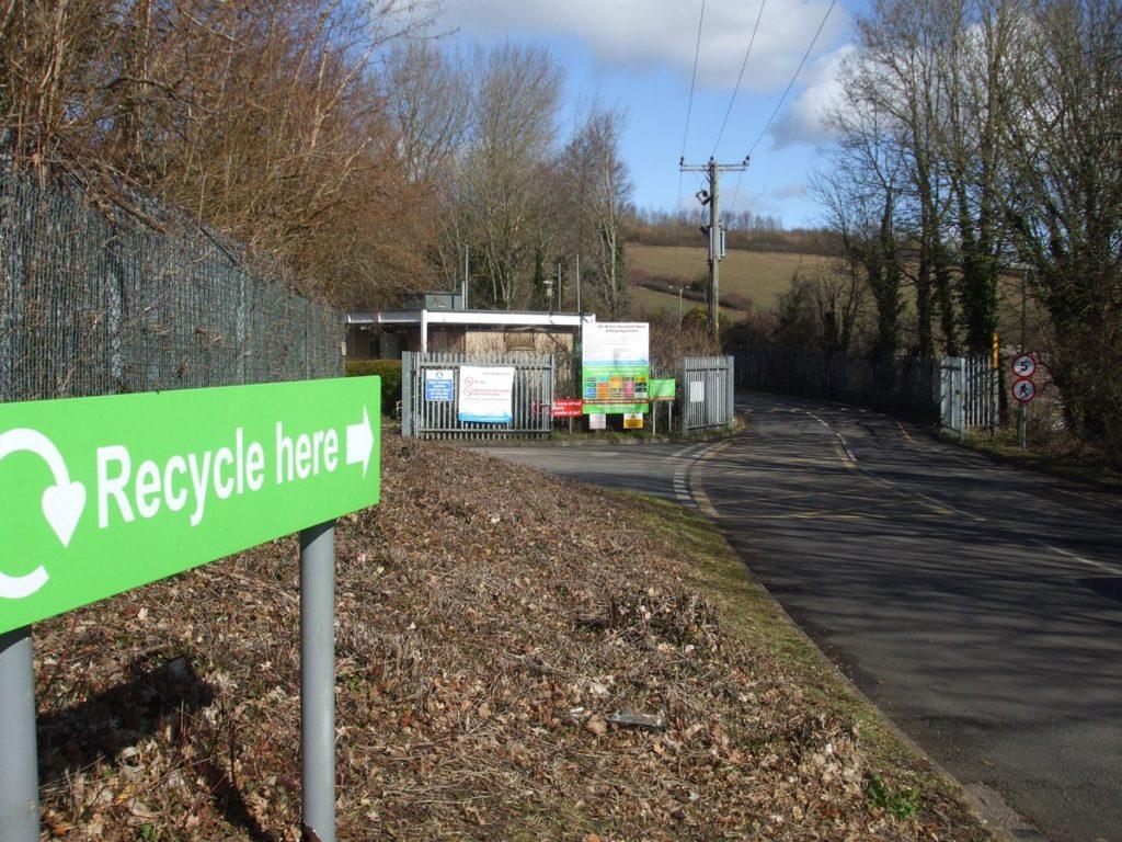 Bath Recycling Centre