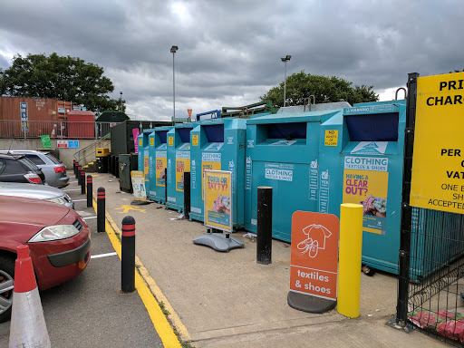 Lyne Community Recycling Centre