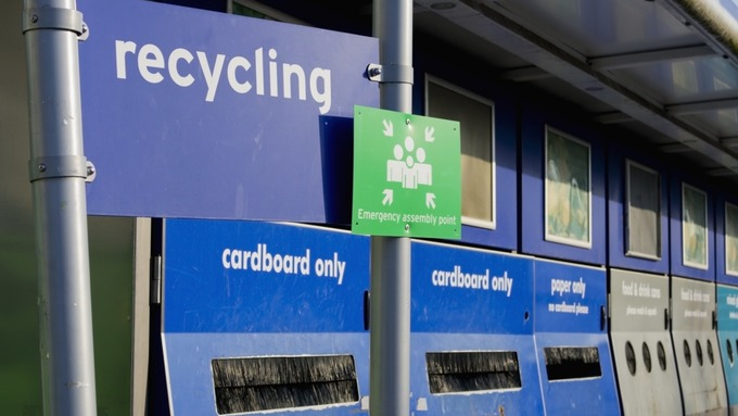 Midsomer Norton Recycling Centre