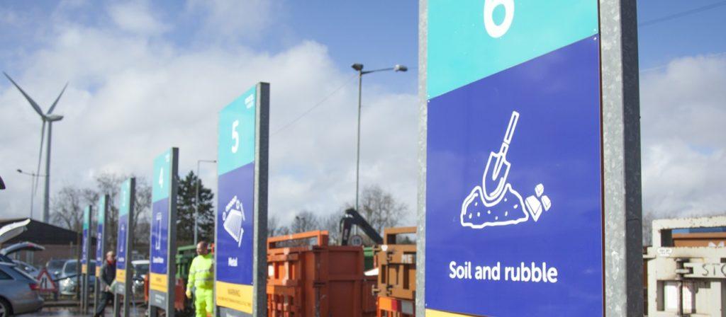 Plumbridge Recycling Centre