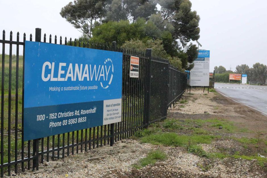Cleanaway Ravenhall - Melbourne Regional Landfill