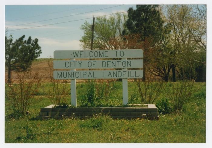Denton Landfill