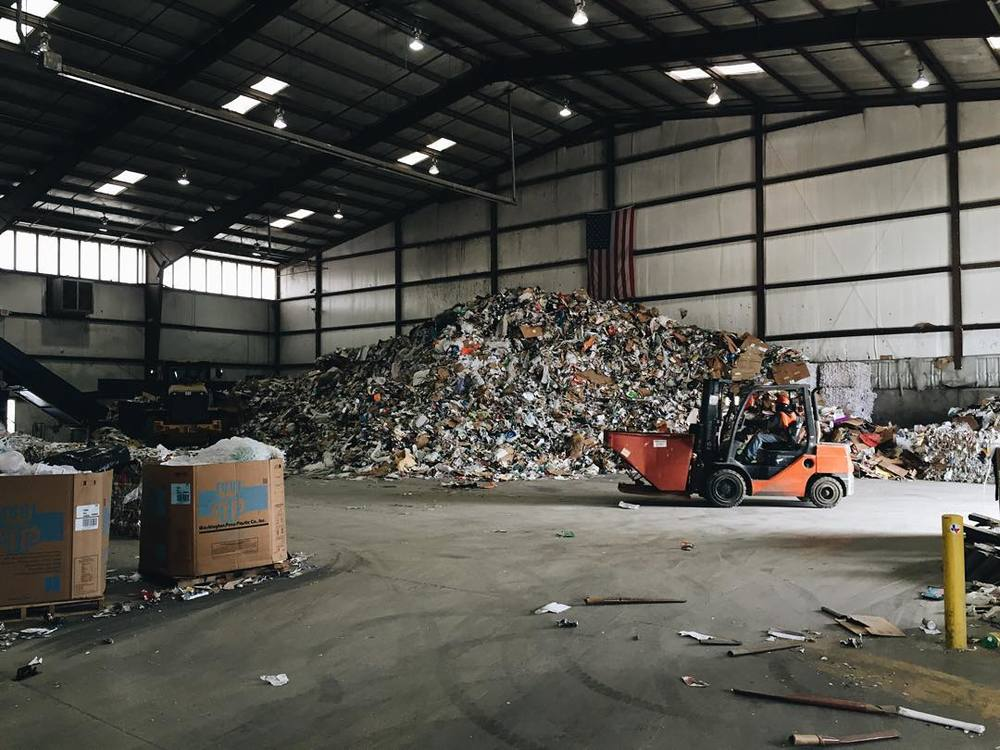 Denton Recycling Center