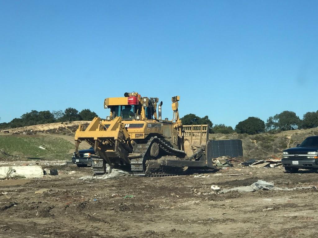 Guadalupe landfill - San Jose