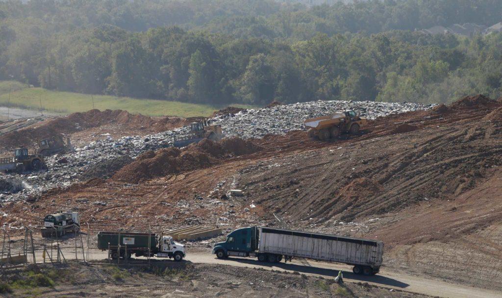 Greenshadow Landfill - Pasadena