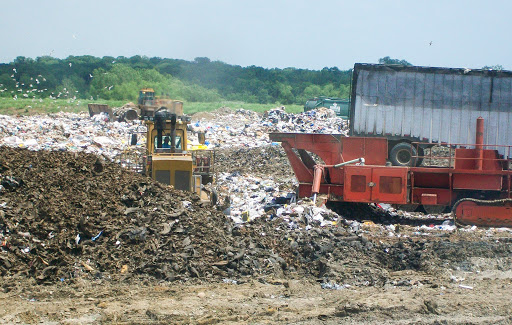 McCommas Bluff Landfill
