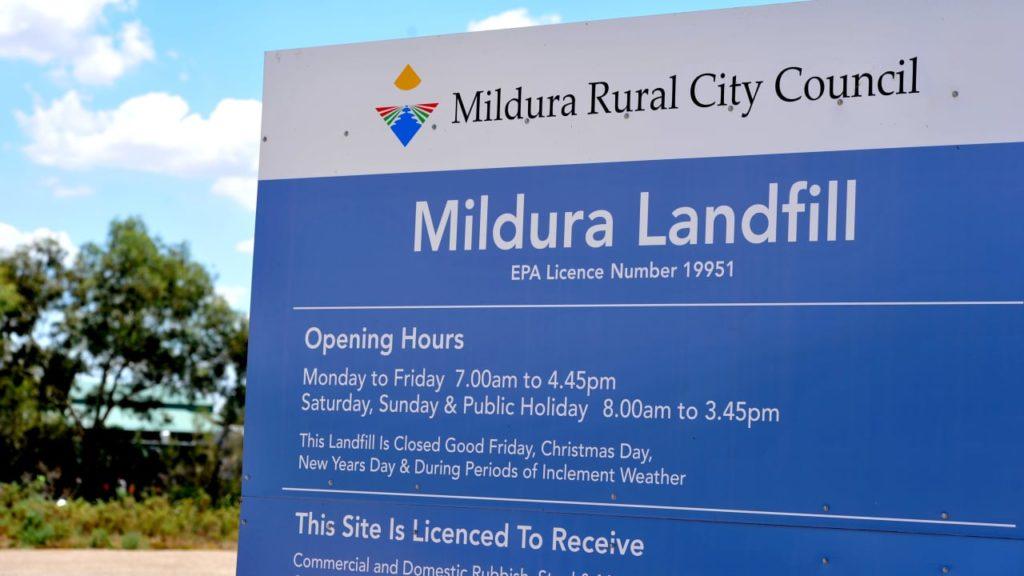Mildura Landfill