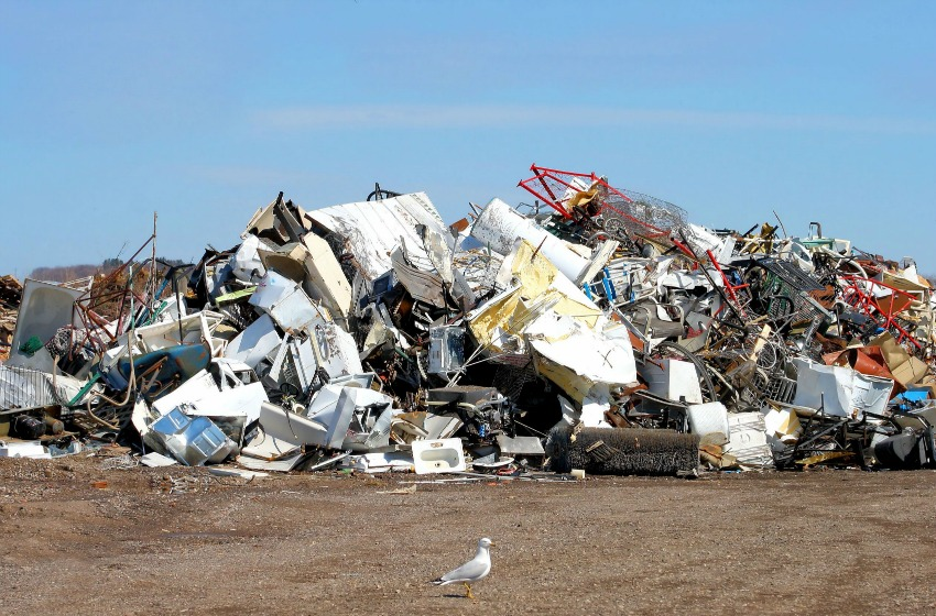 Mission Flats Landfill
