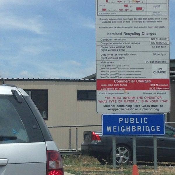 Mugga Lane Resource Management Centre