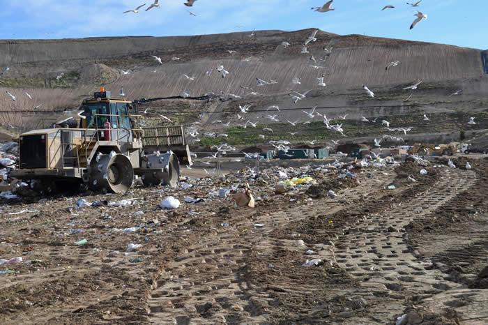 Palmdale Landfill