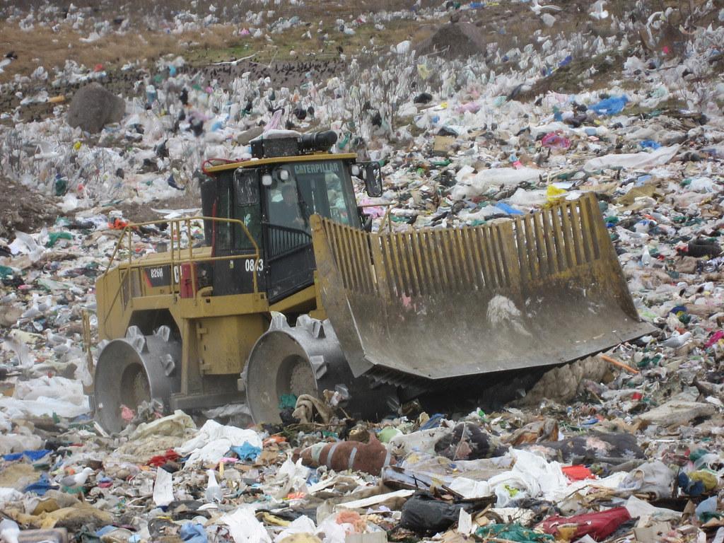 Robin Hood Bay Dump