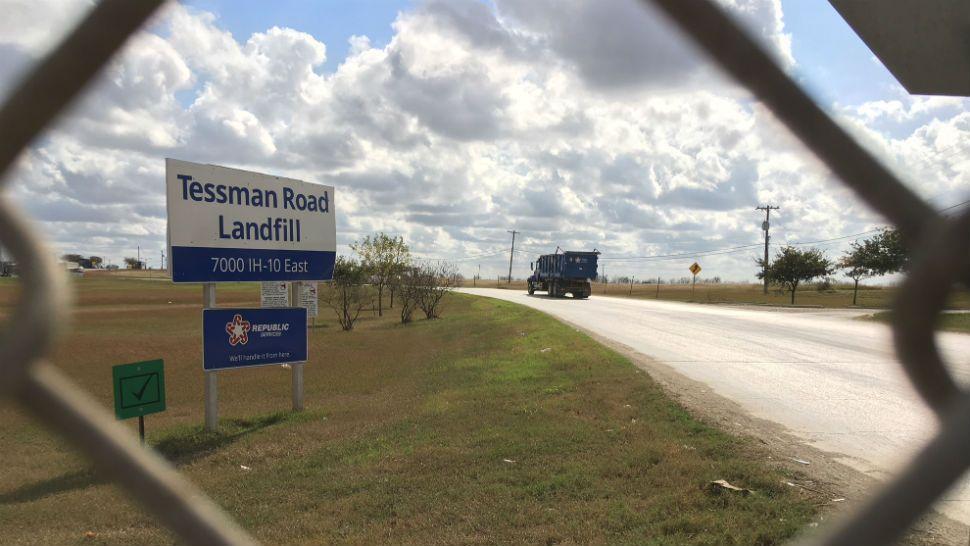 Tessman Road Landfill