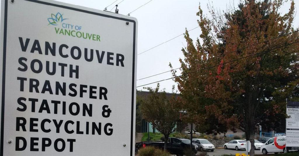 Vancouver South Transfer Station