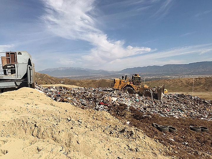 Victorville Landfill