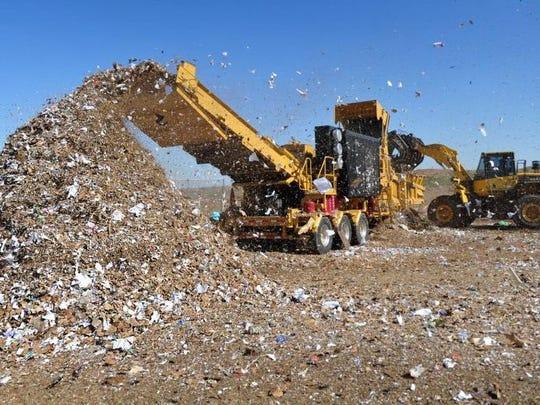 Wichita Falls Landfill