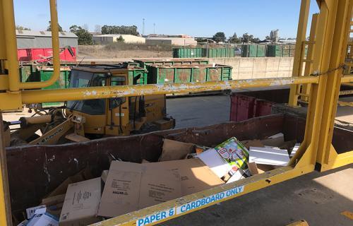 Ballarat Transfer Station