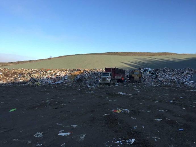 Anchorage Landfill