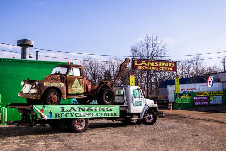 Lansing Recycling Center