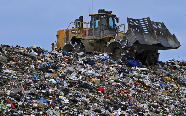 Rotorua landfill - Kapenga