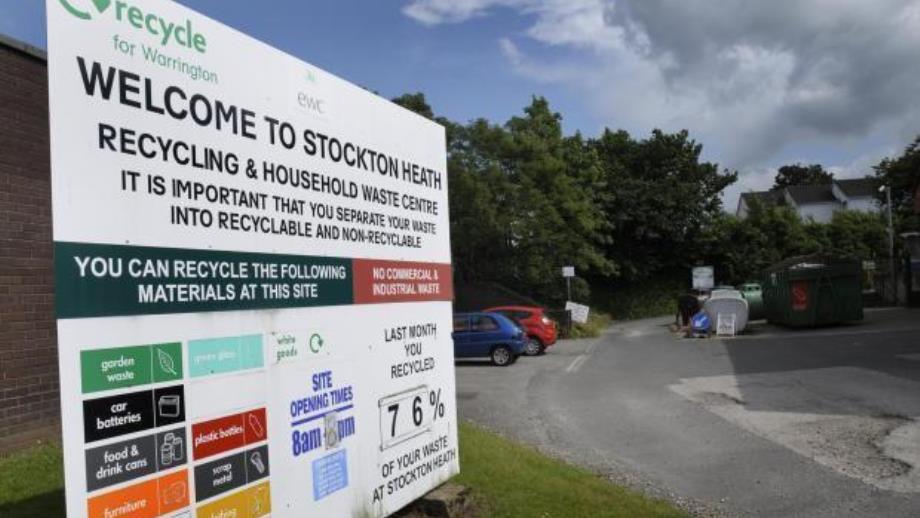 Stockton Heath Community Recycling Centre