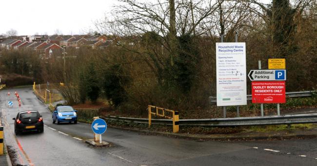 Stourbridge Recycling Centre