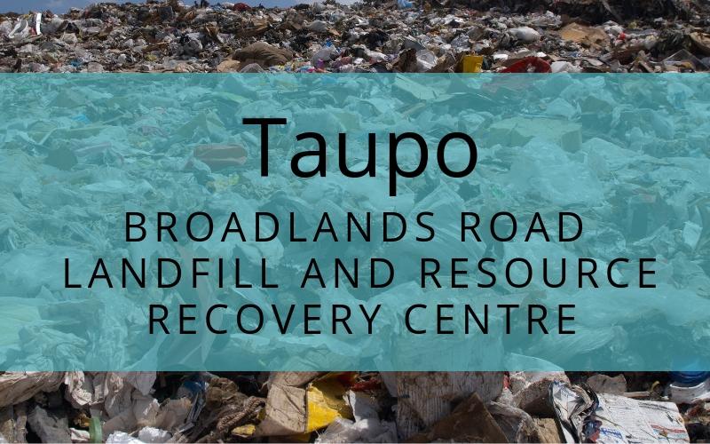 Taupo Landfill