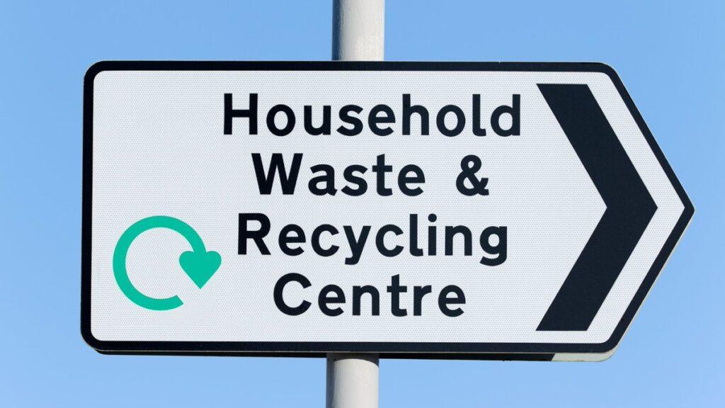 North Luffenham Recycling Centre