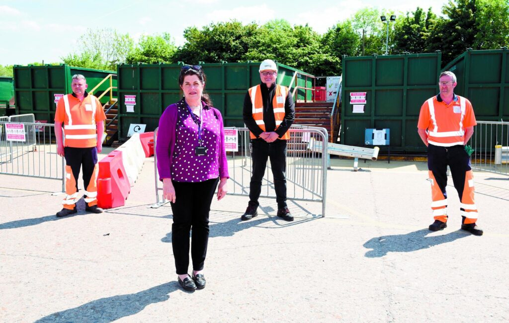 Stafferton Way (Braywick) Recycling Centre