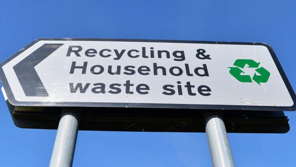 Cowen Road Recycling Centre