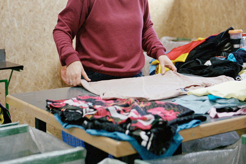 Cash For Clothes Weston Super Mare