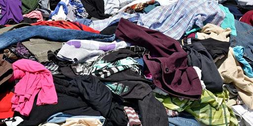 Cash For Clothes Widnes