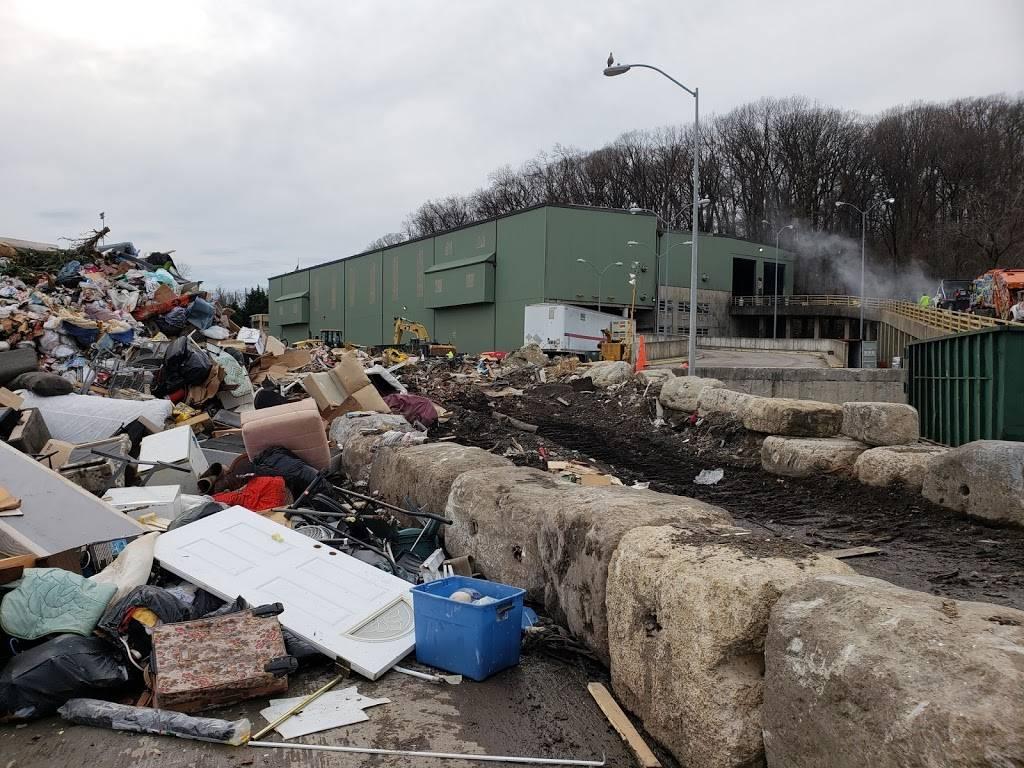 Fort Totten Solid Waste Disposal Transfer Station