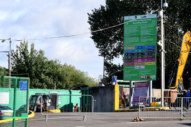 derby recycling centre