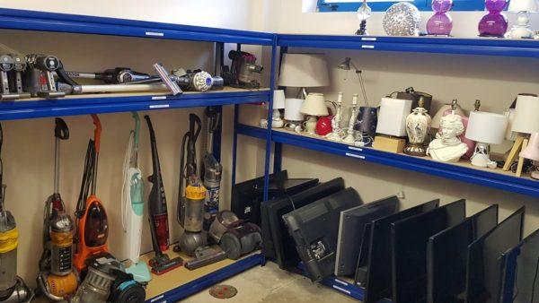 Leatherhead Reuse Shop